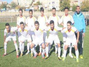 Silvan Belediyespor, Ergani Gençlerbirliğispor'a 5-4 yenildi