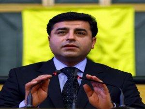 Demirtaş: El ele verip paralel devlet kurdunuz
