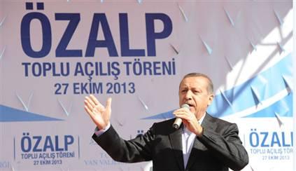 Erdoğan'dan HDP kongresine mesaj