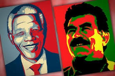 Guardian gazetesinden 'Mandela-Öcalan' benzetmesi