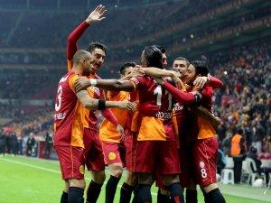 Galatasaray: 2 - Elazığspor: 0