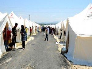 Türkiye'deki Suriyelilerin sayısı 206 bine yaklaştı