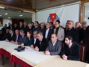 Diyarbakır'da ortak ses: Yeni anayasanın ertelenmesi kabul edilemez