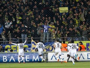 Çaykur Rizespor: 1 - Fenerbahçe: 2
