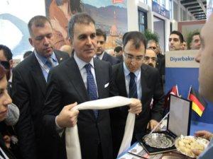 Diyarbakır uluslar arası turizm fuarında