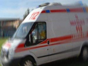 Bitlis'te göçük: 1 Yaralı