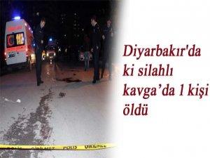 Diyarbakır'da ki silahlı kavga