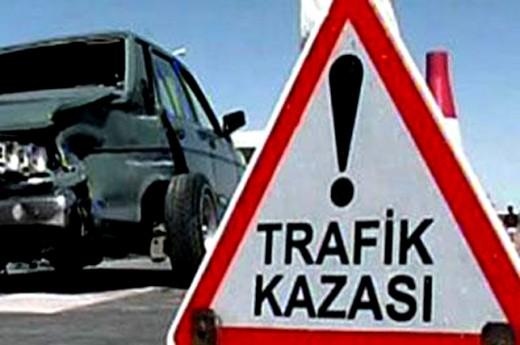 Diyarbakırda trafik kazası 2 ölü