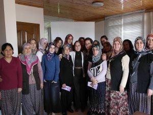 Mersin BKD'den kadınlara eğitim