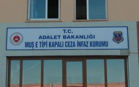 Muş E Tipi Kapalı Cezaevi'nde isyan:7 siyasi tutsak yaralandı
