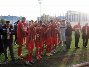 Yeni Diyarbakırspor'da galibiyet sevinci