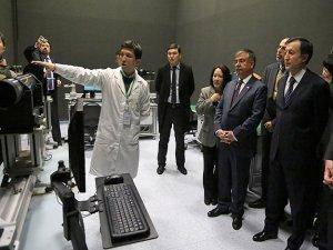 Aselsan'ın Kazakistan'daki fabrikası törenle açıldı