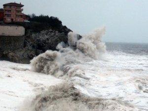 KKTC'de tsunami korkusu