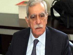 Ahmet Türk;'' 'Değişim ve dönüşümü gerçekleştirenler Kürtlerdir''