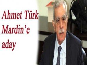 Ahmet Türk Mardin'e aday