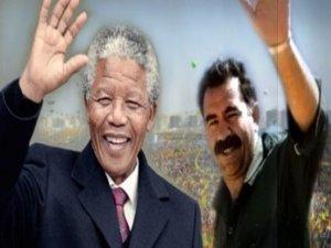 Öcalan'dan Mandela mesajı