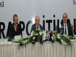 "Antep'te ""para politikaları toplantısı"""