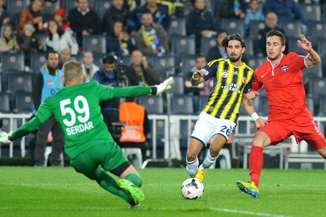 Fenerbahçe 3 Gaziantepspor 1