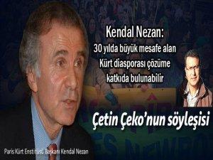 Kürt diasporası çözüme katkıda bulunabilir