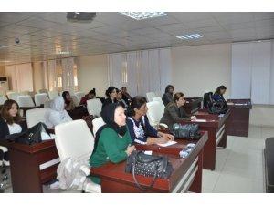 Mardin'de BDP'li belediyelerde 'Kadın Masaları' oluşturulacak