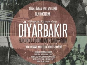 Yasaklanan belgesel Çankaya'da