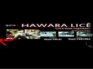 Galaya dokûmantera Hawara Licê di 15'ê Kanûnê de ye