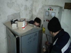 30 köy elektriksiz ve susuz kaldı