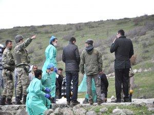 Kazılarda 10 insana ait kafatası bulundu