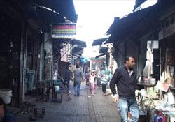 Diyarbakır'ın tarihi demirciler çarşısı taşınıyor