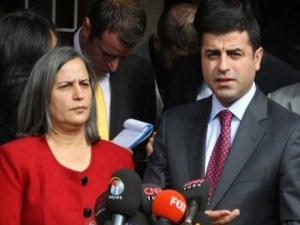BDP ve DTK: Mahkeme siyasi karar verdi, tanımıyoruz