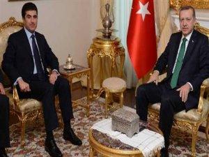 Konya'da Barzani-Erdoğan görüşmesi olacak