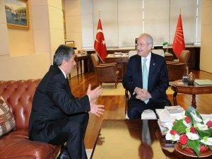 Balbay'dan Kılıçdaroğlu'na ziyaret