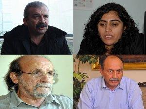 Parlamenterên HDP'ê dest bi gireva birçîbûnê kirin