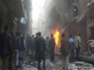 Halep'te savaş dramı!