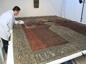 500 Yıllık Kabe örtüsü