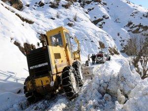 Batman'da 20 köy ile 97 mezra yolu ulaşıma kapalı