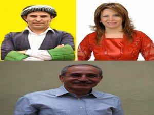 Savcı üç BDP'li vekilin tahliyesini istedi