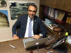 Ak Parti Diyarbakır milletvekili Cuma İçten: