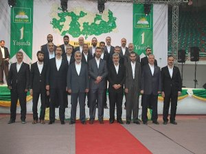 Hüda-par adaylarını açıklandı
