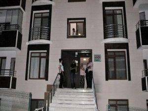 Tunceli'deki bir apartmanda IŞİD tedirginliği