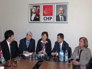 CHP Van'da seçim startını verdi…