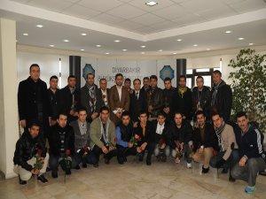 Rojnamevanên Kurd hatin serdana Baydemîr