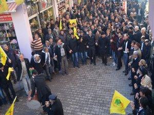 AKP'liydiler BDP'ye geçtiler…