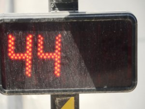 Batman'da Termometreler 44 Dereceyi Gösterdi