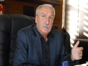 Dicle belediye başkanı Uyguner hizmetlerini anlattı