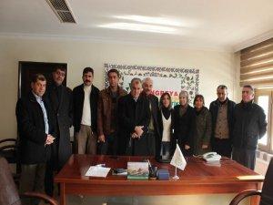 Heyeta Rojava hat serdana KCD'ê