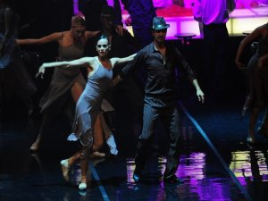 "Tangopera"" müzikali Antalya'da sahnelendi"