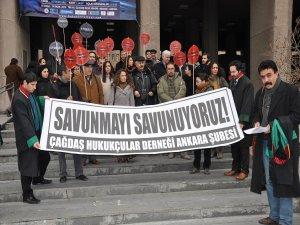 Tutuklu ÇHD Başkanı: Hukuk devleti helvadan put yapmaya benzer