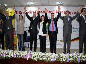 BDP, Diyarbakır'da adaylarını tanıttı