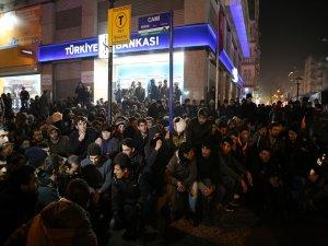 Diyarbakır'da yurt gerginliği